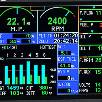 Engine Monitors image