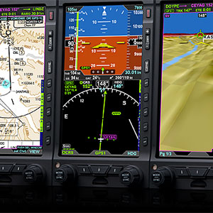 EFIS-GLASS COCKPIT