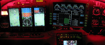 cirrus aircraft panel image