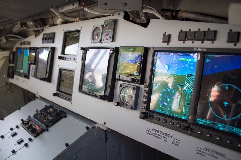 Sarasota Avionics Aircraft Panel Gallery