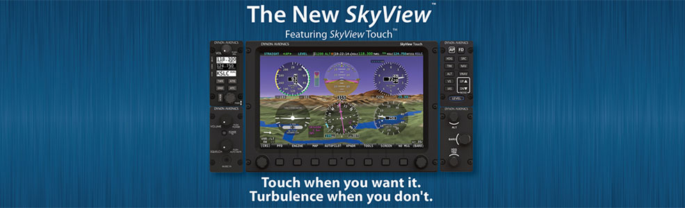 Dynon Skyview Touch