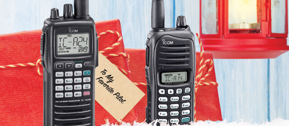 Icom Holiday Savings Mail-in Rebate