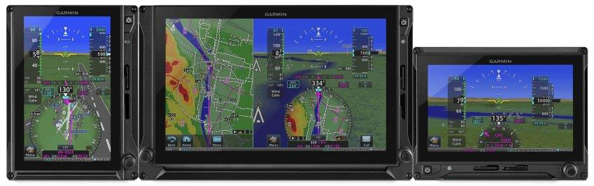 Garmin Introduces G500H TXi Flight Displays