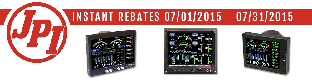 JPI Oshkosh 2015 Instant Rebates