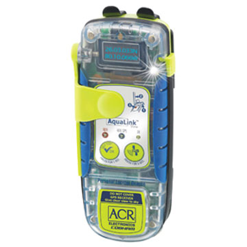Click to view AQUALINK VIEW 406 GPS PLB-350C full image