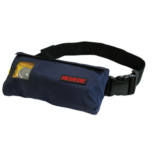 Click to view ComfortMax Belt Pack - Navy full image