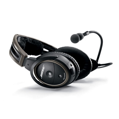 Click to view A20® Aviation Headset (Heli U-174, Elec Mic, No BT) full image