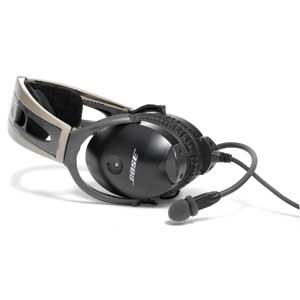 Click to view AVIATION HEADSET X (Portable, Used) full image