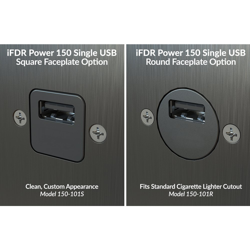 Click to view smartPower Single (Panel-mount) full image