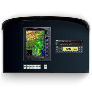 Click to view G3X System (Single Display w/XM) full image
