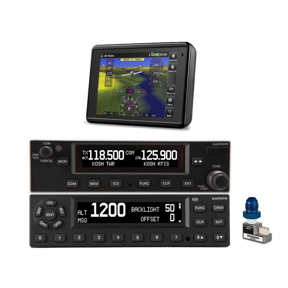 Garmin Garmin GPS Package Discount Avionics Package GARMIN ... on