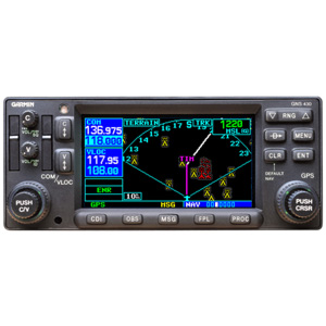 Garmin Gns 430 Sv Pre Owned Panel Mount Gps System Gns430 U