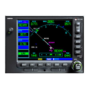 GPS500W used and reconditioned avionics and used avionics for sale  at gsmx.co