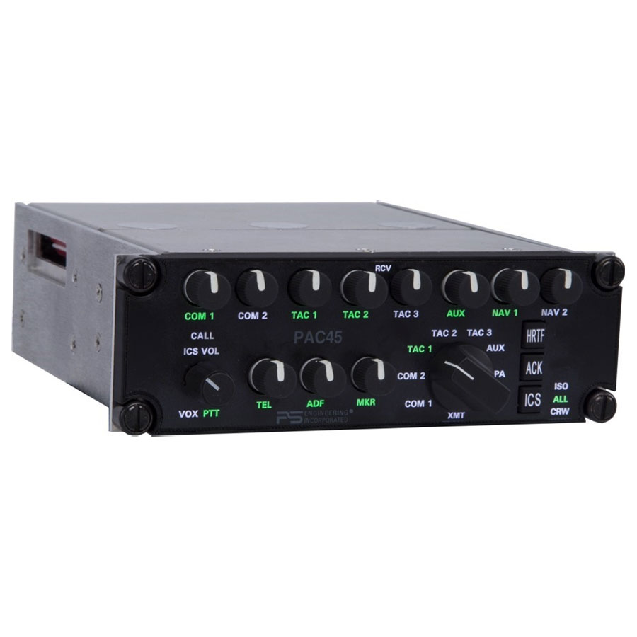 PS Engineering Audio Panels - Chief Aircraft Inc.