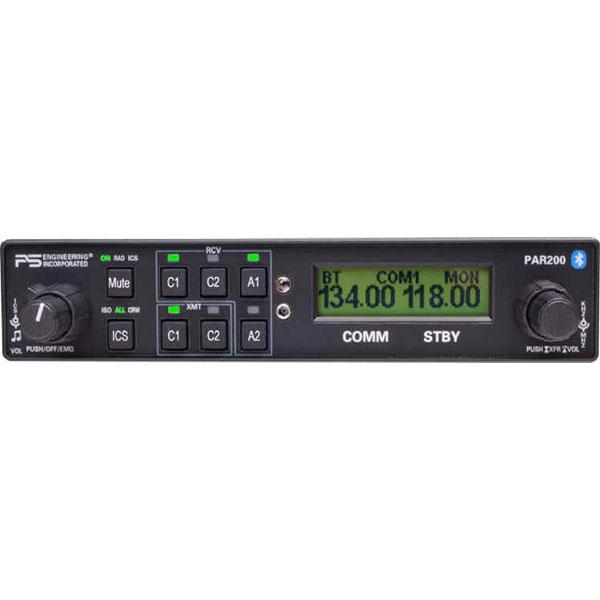 PS Engineering PMA450B Audio Panel Update - YouTube