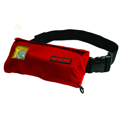 Click to view ComfortMax Belt Pack - Red full image