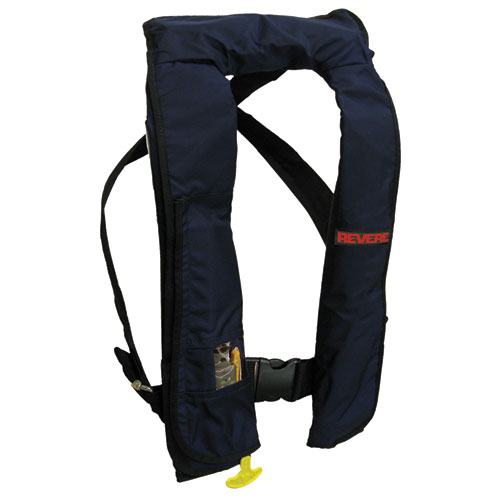 Click to view ComfortMax - Navy/Manual w/Harness full image
