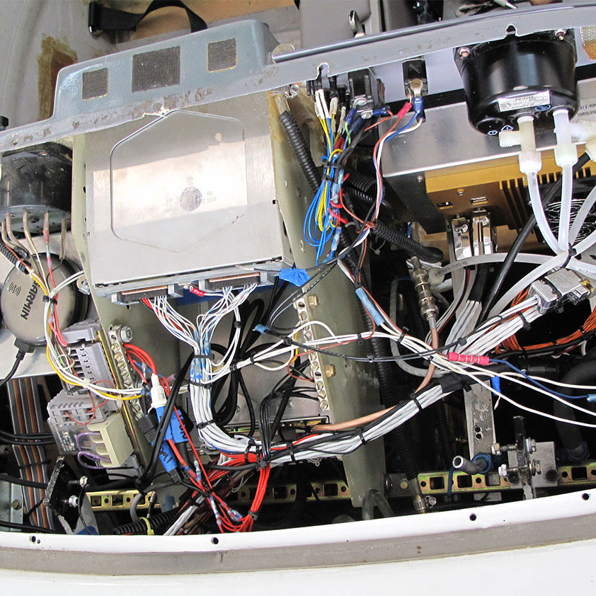 Click to view Wiring Harness full image