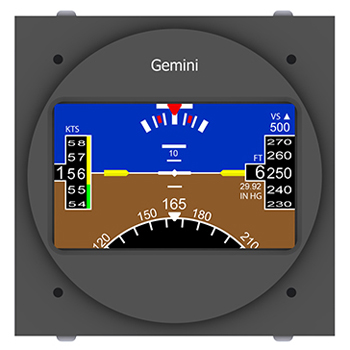 Click to view GEMINI PFD full image