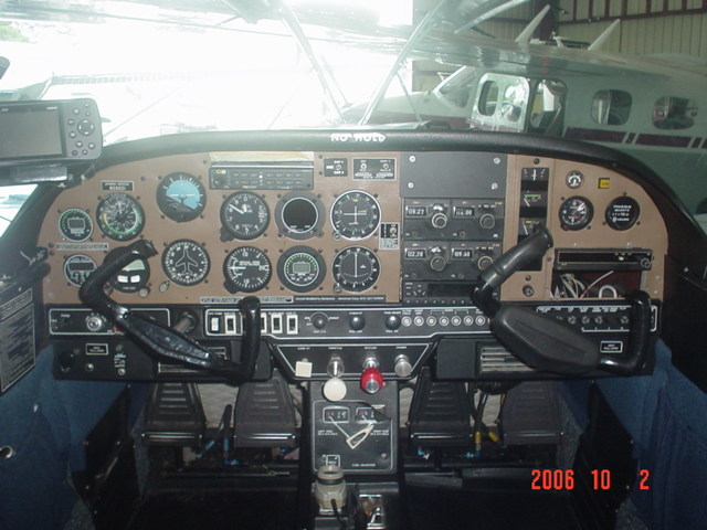 Grumman Tiger Panel Gallery