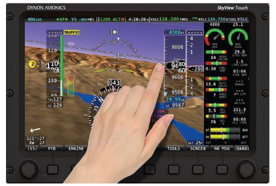 Dynon Avionics Skyview System