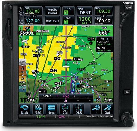 Garmin GTX 345 Panel Mount All-In-One ADS-B Transponder 010 ... on