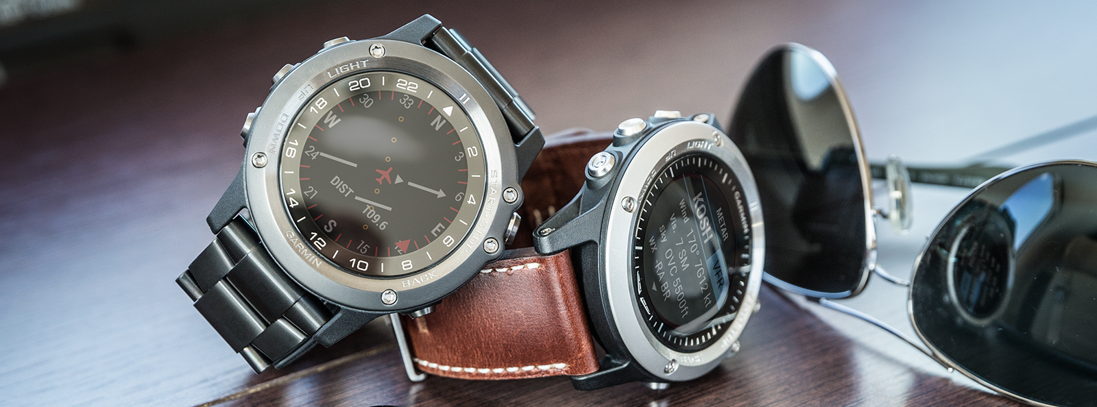 Garmin Introduces the D2 Bravo Titanium Pilot Watch