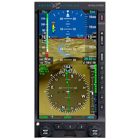 FLIGHT INSTRUMENTS - Aircraft instruments and avionics from