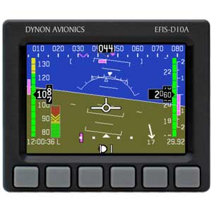 Click to view EFIS-D10A full image