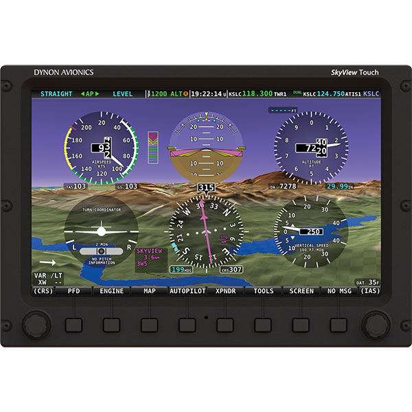 Click to view SKYVIEW D1000 TOUCH full image
