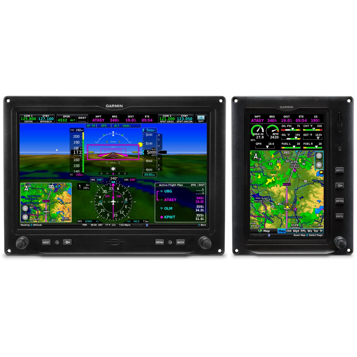 Click to view G3X Touch for Certificated Aircraft full image