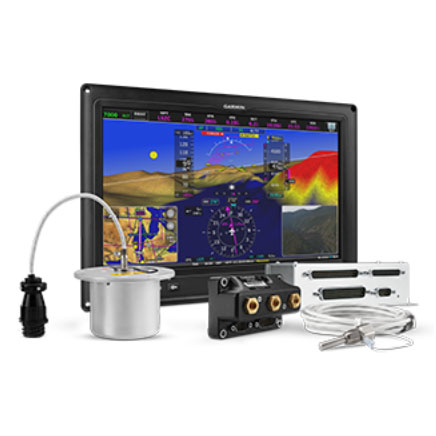 Garmin G3x Touch System Single Display System W Standard