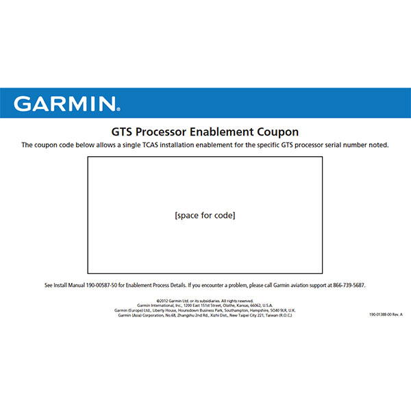 Click to view GTS 825 to GTS 855 Enablement Coupon full image