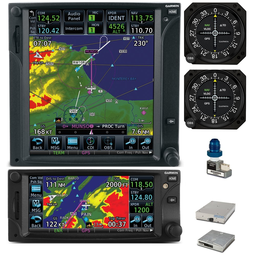 DISCOUNT PACKAGES - Discount avionics packages for certified