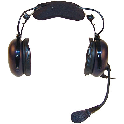 c2594d88087 Pilot USA PA-1761T Spartan Series ANR Aviation Headset PA1761T
