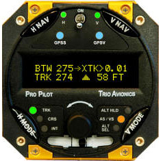 Click to view Pro Pilot Instrument Mount full image