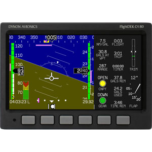 Picture of FLIGHTDEK D180 Super Bright, Picture 4
