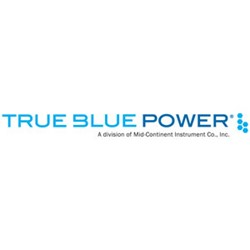 True Blue Power logo