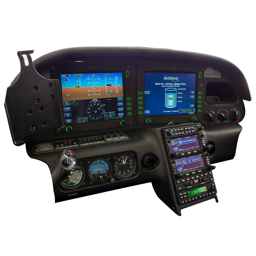 Picture of Cirrus Avionics Package - Avidyne Dual IFD440, Picture 1