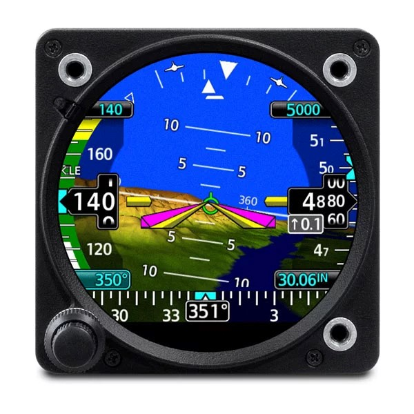 Garmin Introduces GI 275 Electronic Flight Instrument