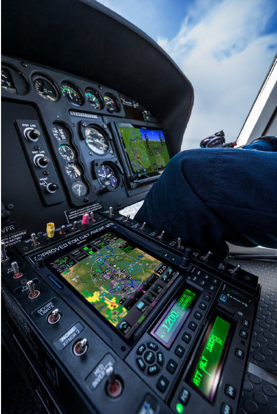 Garmin Announces Certification of GFC 600H