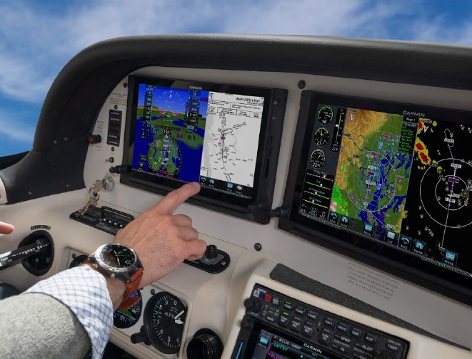 Garmin Announces TXi Flight Display Enhancements