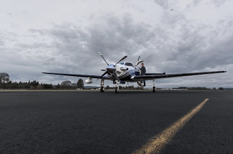 G1000® NXi Upgrade Available for Piper PA-46-500TP Meridian