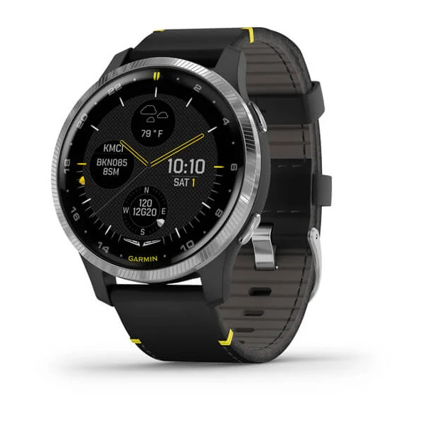 Garmin Announces D2 Air Aviator Smartwatch