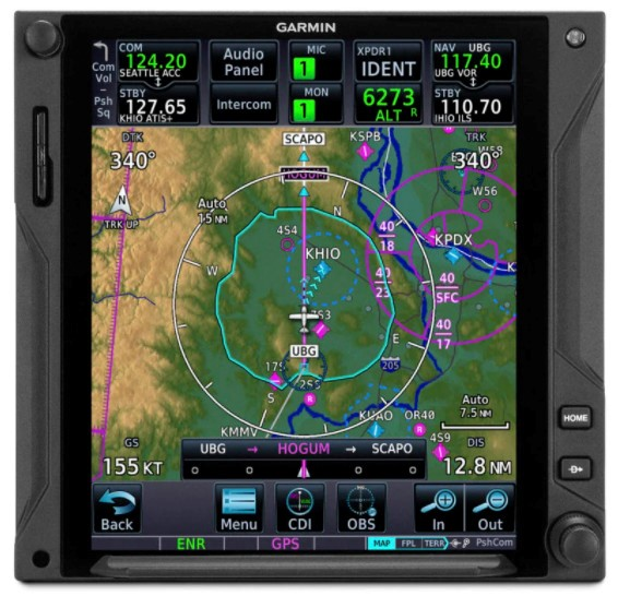 New Safety-Enhancing Features for GTN Xi Series Navigators
