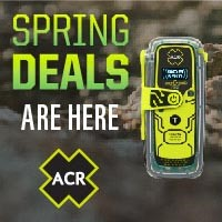 ACR Electronics Spring Promotion